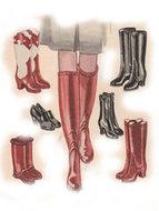 Booties-&-Boots