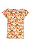 Emily and Fin Edna Mini Summer Oranges Top