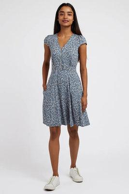 Louche Cathleen Flax Mini Dress