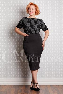 Agnes-lou Skirt Black