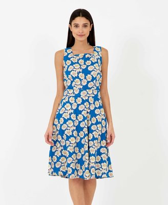 Brook Dress Daisy Print