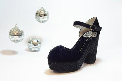 Luella Pump Black