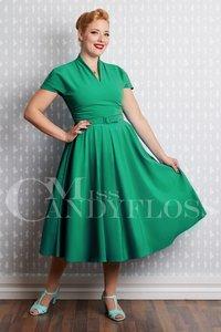 Aemela-Ivy Dress Green
