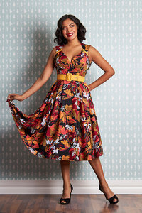 Galena-Sun Dress Aegean