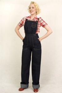 Freddies of Pinewood Salopette Jeans Dungaree Dolls