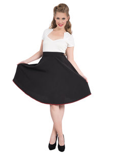 Peggie Pocket Thrills Skirt Black