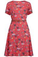 Havana Fit & Flare Dress